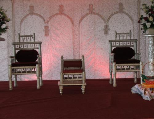 Roshan Mandap Services - Staging